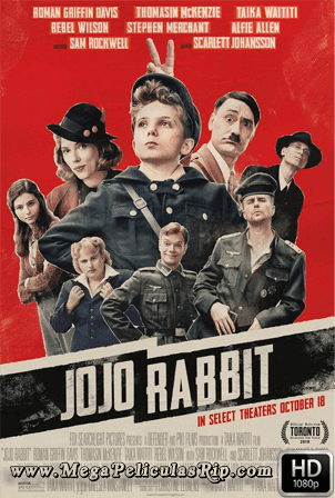 Jojo Rabbit [1080p] [Latino-Ingles] [MEGA]