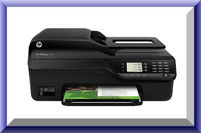 HP Officejet 4620 Wireless Setup