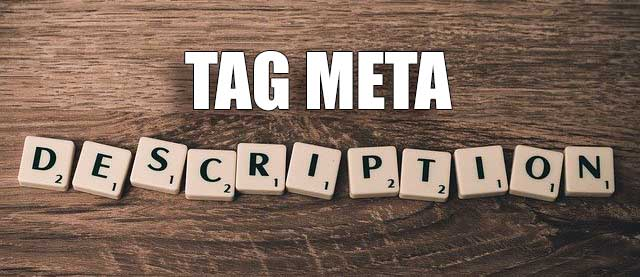 Tag Meta Deskripsi