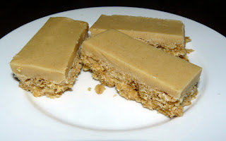 Raw Foods Recipes - Vegetarian Diet Made Easy - Raw Ginger Slice Recipe