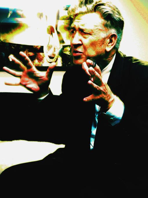 David Lynch Franck Chevalier