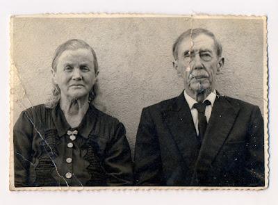 Fotografia antiga de casal é parte do acervo do Museu da Pessoa - Divulgação