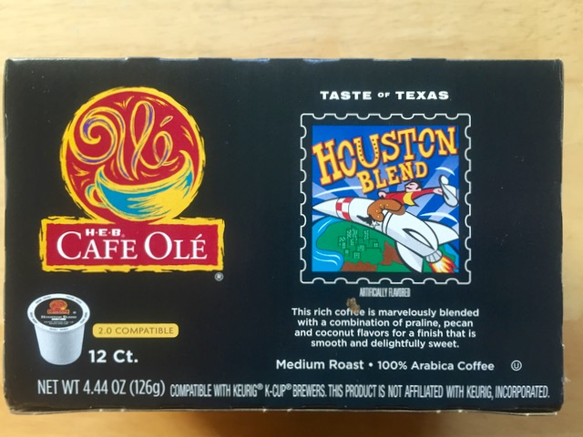 Heb Cafe Ole Coffee Flavors