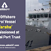 ICG offshore patrol vessel 'Varaha' Commissioned at Chennai Port Trust