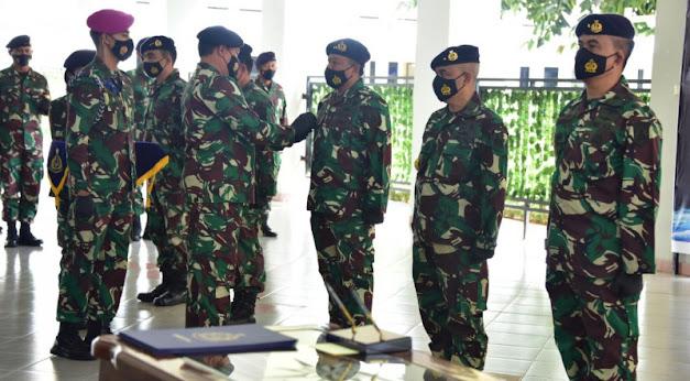 Kasal Pimpin Sertijab Empat Jabatan Strategis TNI AL, Ini Rinciannya
