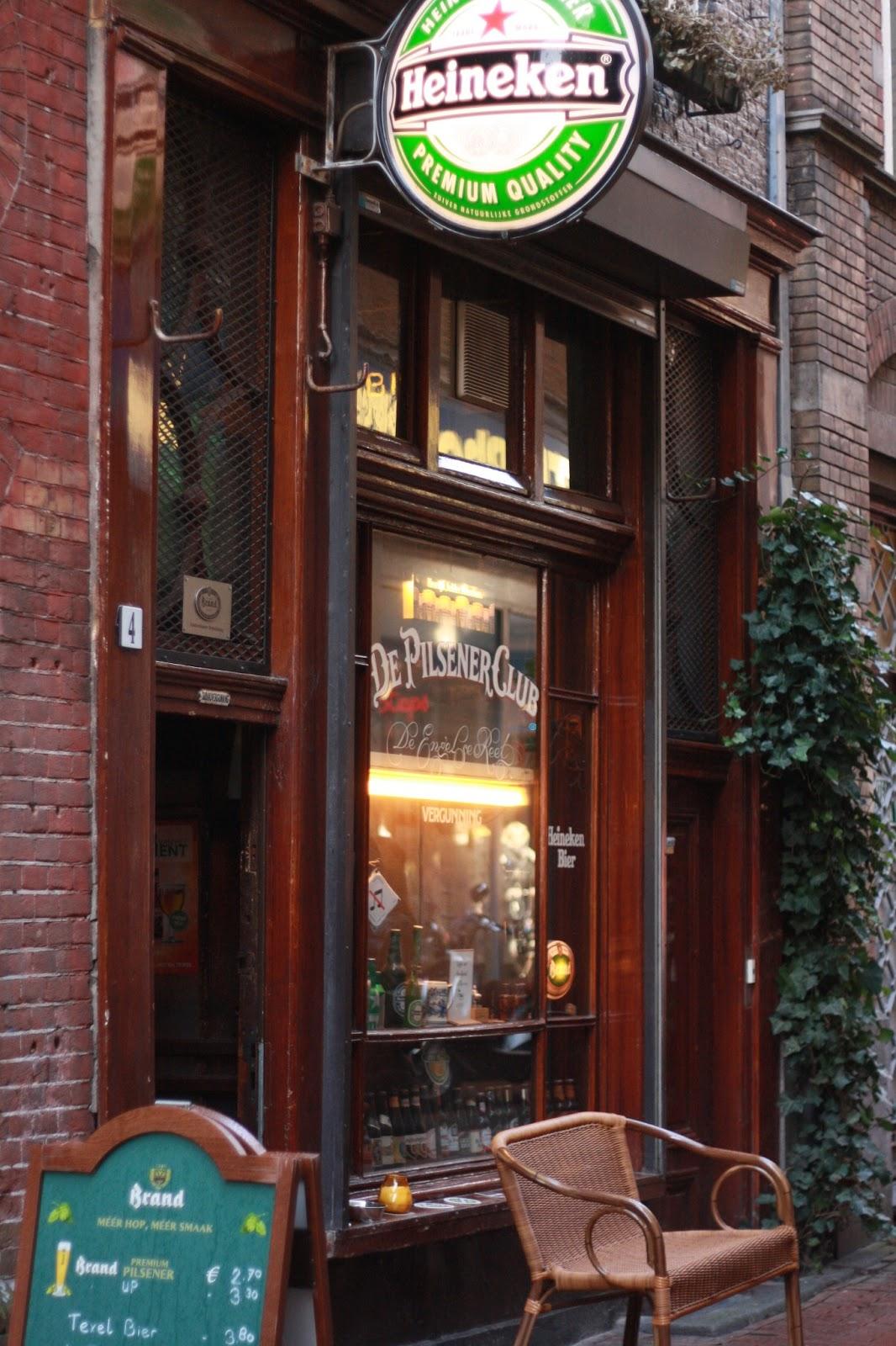 bonne adresse café brun amsterdam