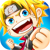 Ninja Heroes - Storm Battle MOD Apk - Free Download Android Game