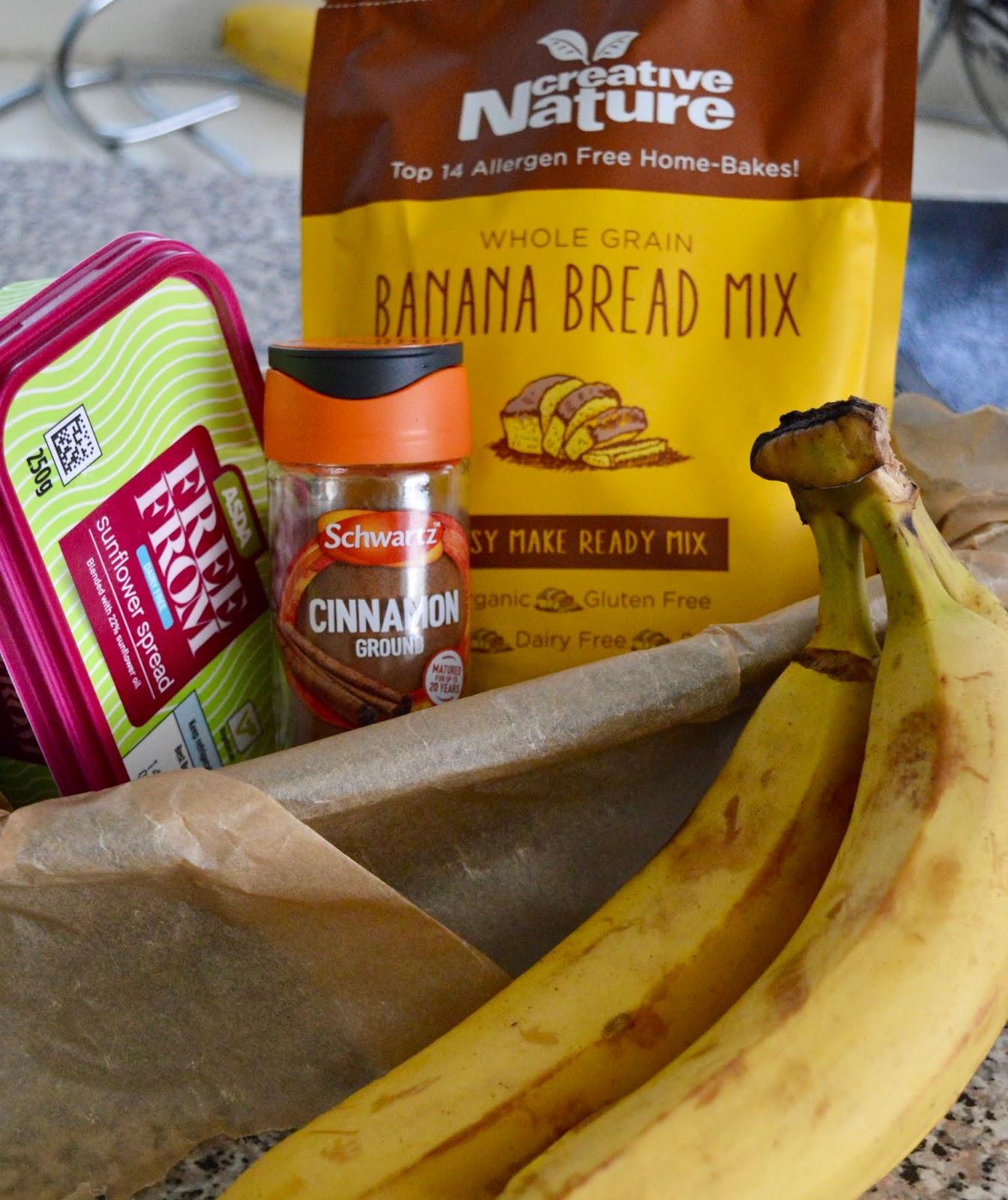 Easy Vegan Banana Bread Recipe