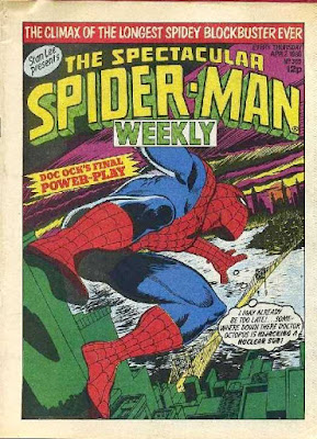 Spectacular Spider-Man Weekly #369