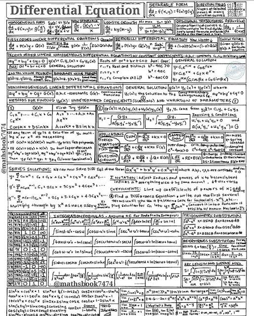 Differentiel Equations