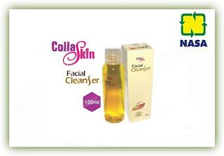 Jual Collaskin Facial Cleanser With Collagen Asli Nasa