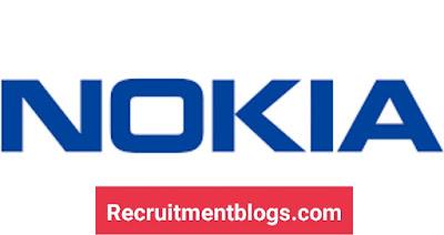 Nokia Virtual Summer Internship 2021