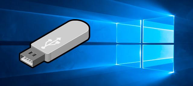 لن يتم تثبيت تحديث الويندوز القادم في حاسوبك إذا كان لديك USB متصل به !