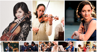 London Music Masters showcase
