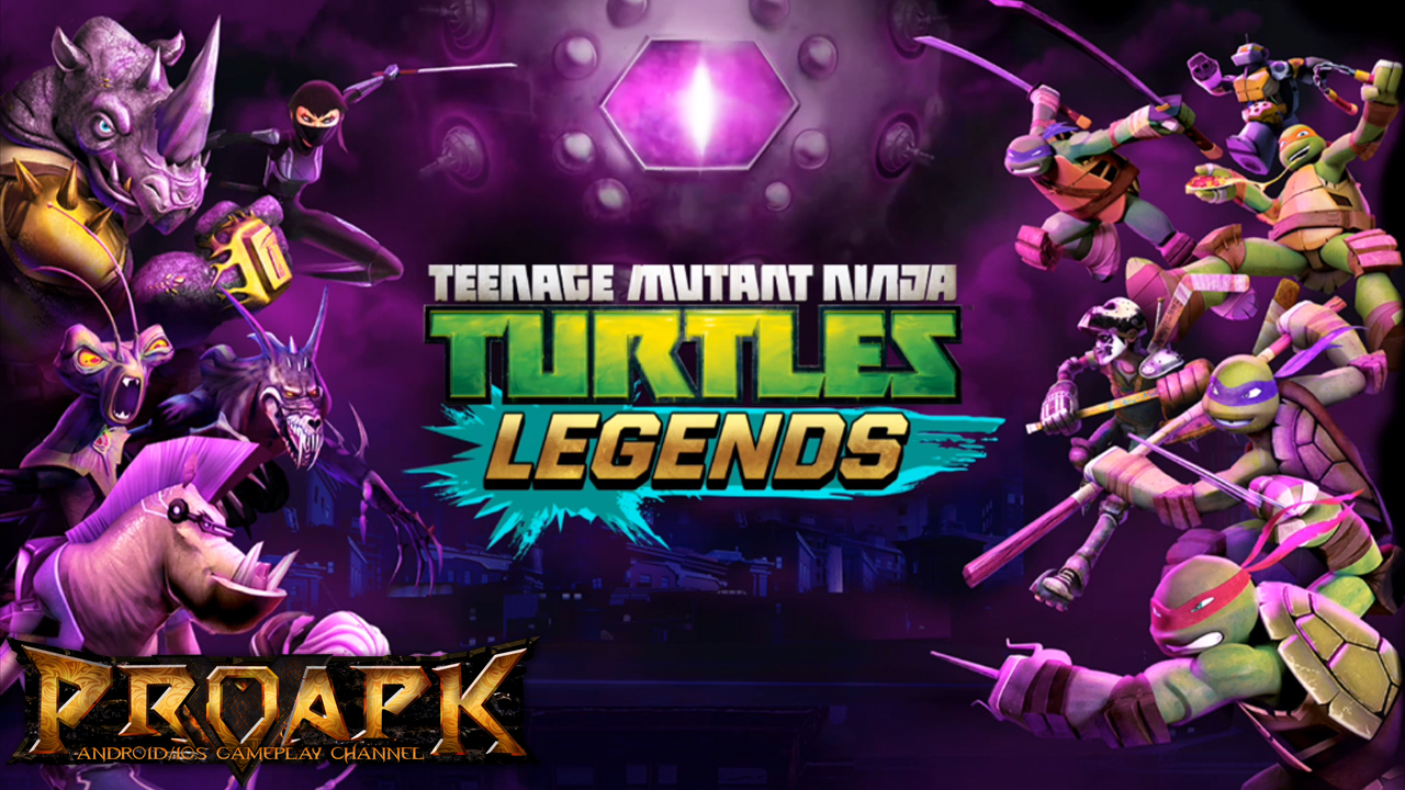 Teenage Mutant Ninja Turtles Legends