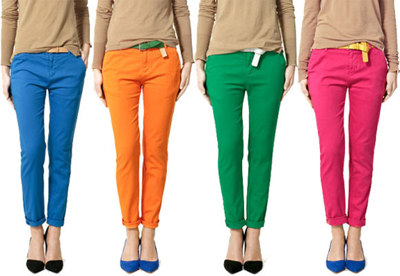 Bold color blocking plays up the cool moto style of easy pants woven from smooth, lightweight taffeta. Style Name: Nike Sportswear Women's Woven Moto Pants.