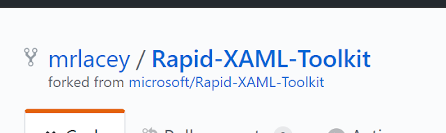 Rapid-XAML-Toolkit forked from the Microsoft organization