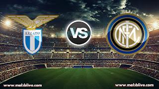 مشاهدة مباراة انتر ميلان ولاتسيو Internazionale Vs SS Lazio بث مباشر بتاريخ 30-12-2017 الدوري الايطالي