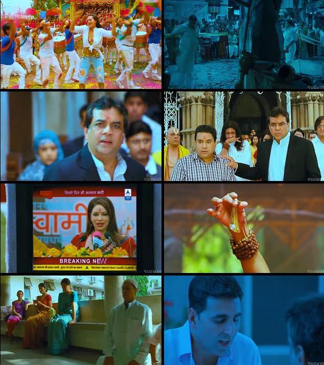OMG Oh My God 2012 Hindi 720p BluRay