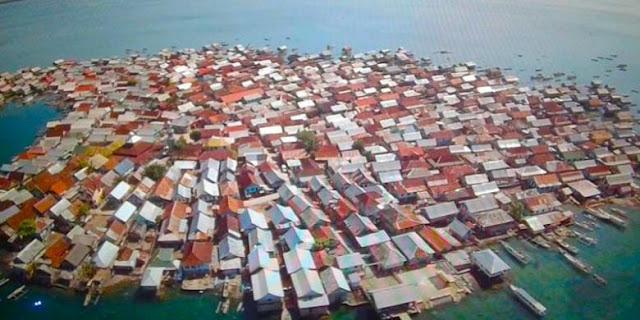 foto pulau bungin NTB