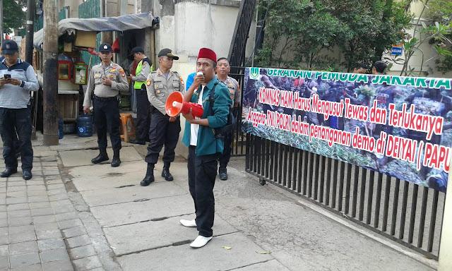 Lagi, GKJ Desak Komnas HAM Investigasi Rusuh Di Papua