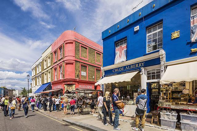 Khám phá 4 khu chợ độc đáo tại London