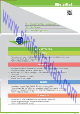 9. Sınıf Almanca A1.1 Ders Kitabı Cevapları Sayfa 31