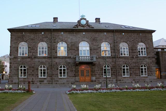 El Alþingi es el parlamento nacional de Islandia