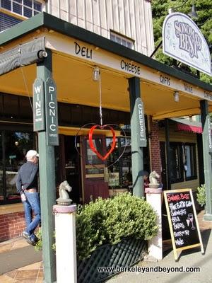 Sonoma's Best Market Cafe in Sonoma, California