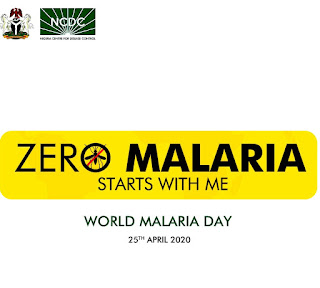 Today is world malaria day