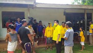 Dekatkan Pelayanan Pemkab, KISS-JO Janji Pemekaran Kecamatan Hingga Pengadaan Listrik Di Daerah Kepulauan Minut