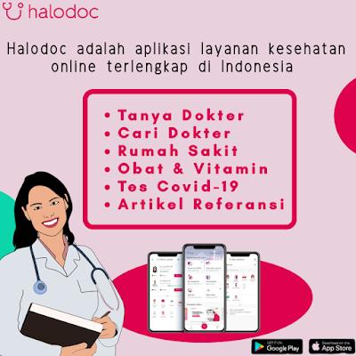 Halodoc aplikasi untuk update vaksin