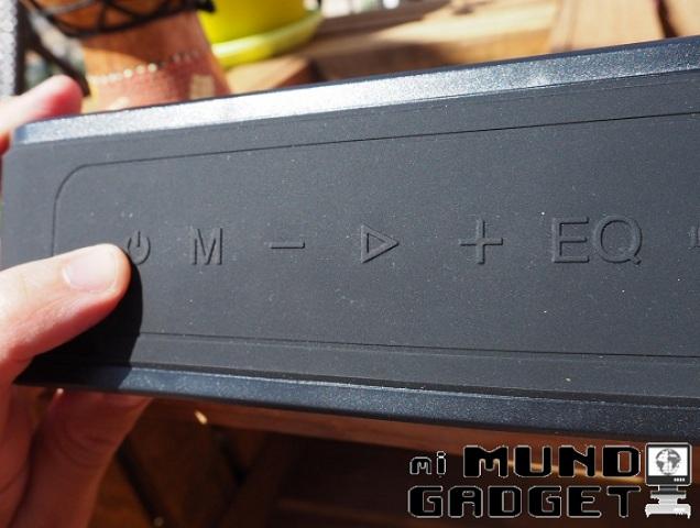 Tronsmart Element Force: sonido de 40W y modo 3D
