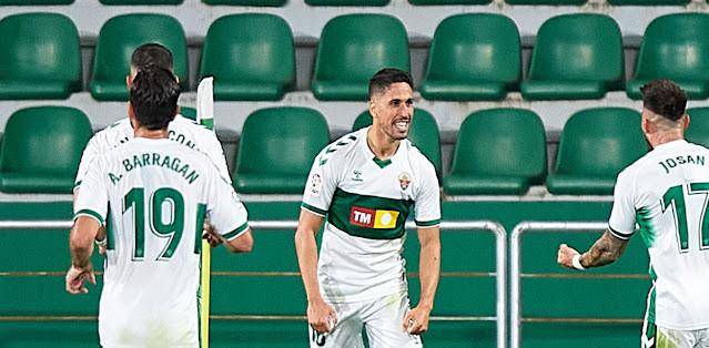 Elche vs Valencia – Highlights