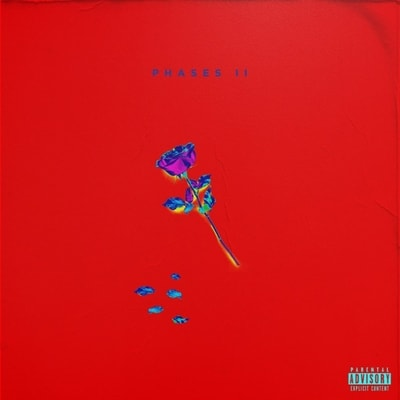 Arin Ray - Phases II (2019) - Album Download, Itunes Cover, Official Cover, Album CD Cover Art, Tracklist, 320KBPS, Zip album