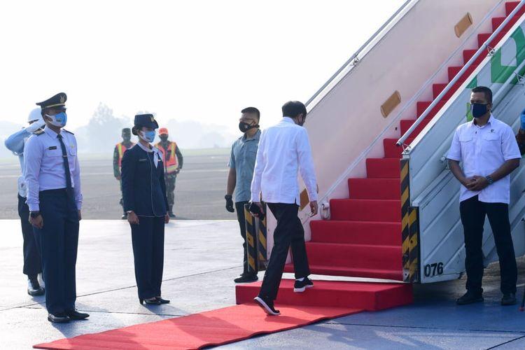 Kunker Pertama Jokowi Saat Pandemi, Begini Protokolnya...