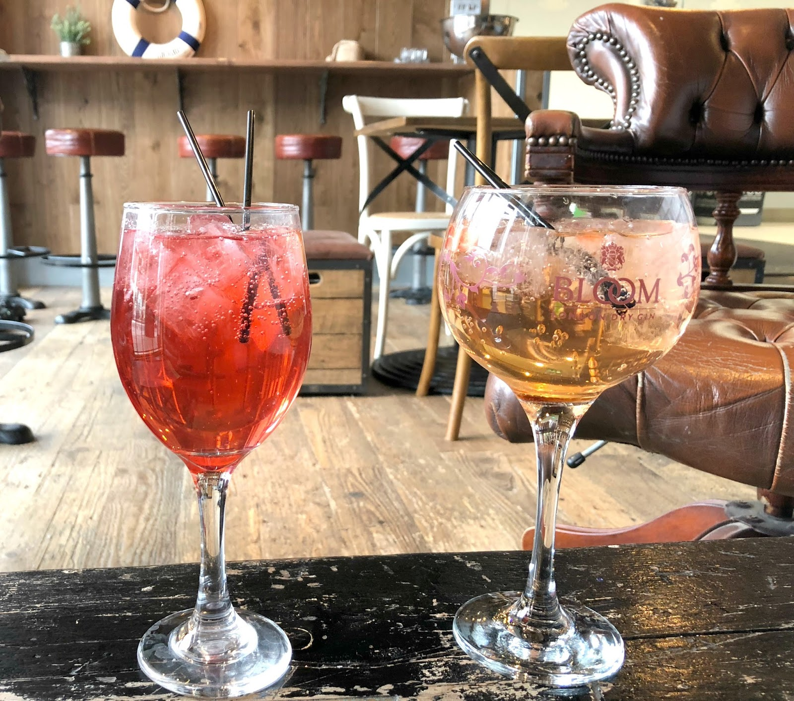 The Best Gin Bars in Newcastle - Georges Great British Kitchen