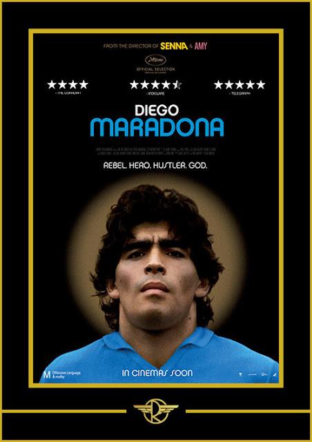 Diego Maradona Movie Review  A well-balanced cautionary tale