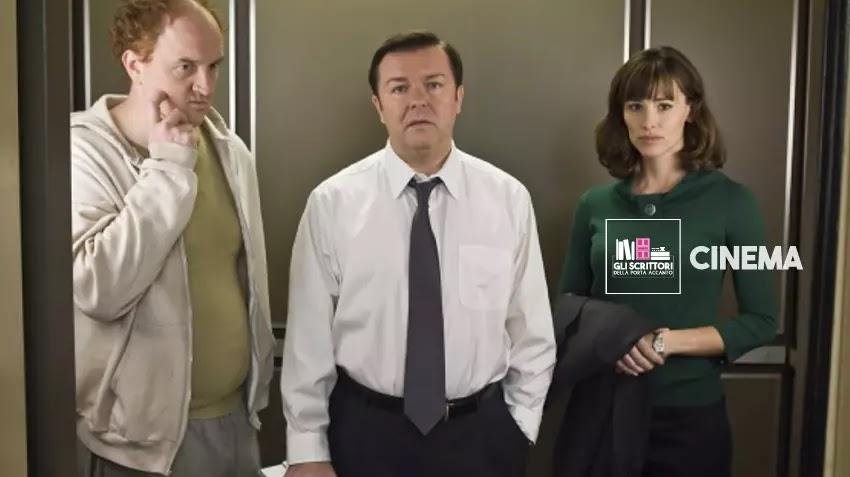 Il primo dei bugiardi, un film di Ricky Gervais e Matthew Robinson: la recensione