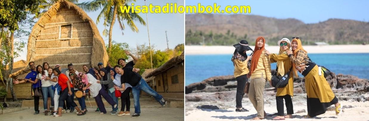 Wisata Kuta Lombok Sehari