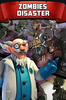 Clash of Zombies II: The invasion of Atlantis APK v1.1 Full Version Terbaru