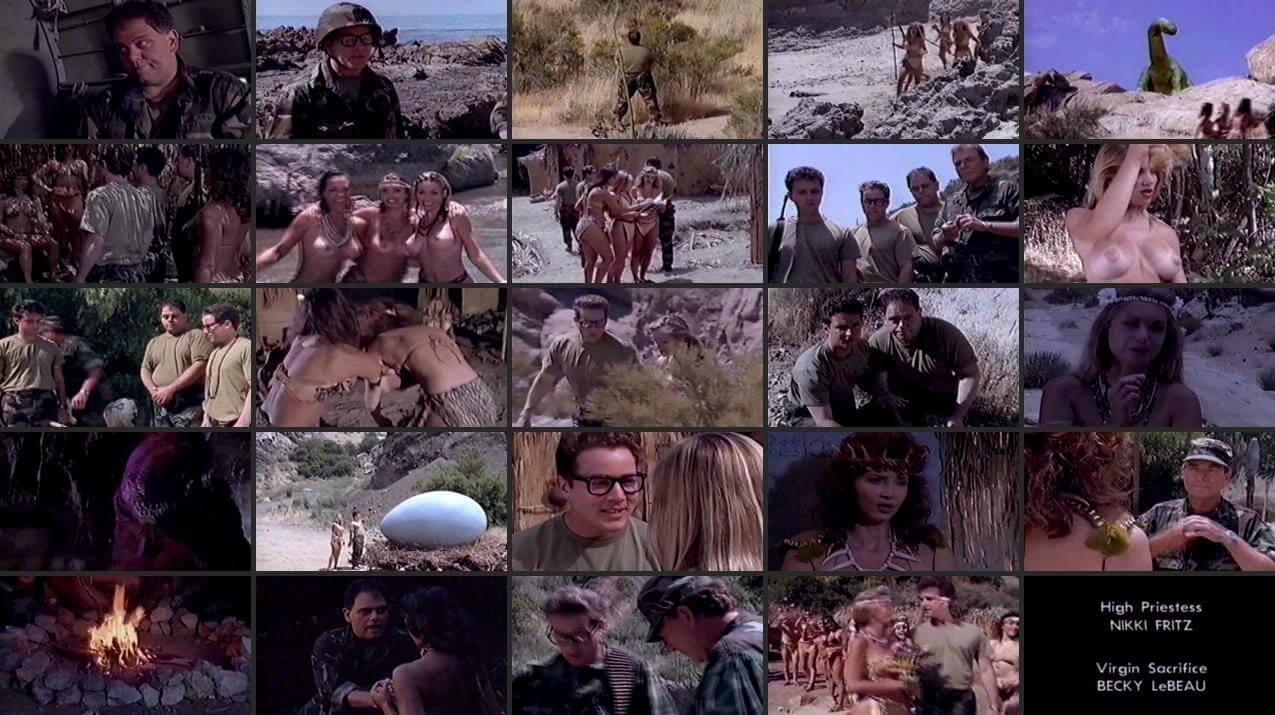 Download [18+] Dinosaur Island (1994) English 515mb
