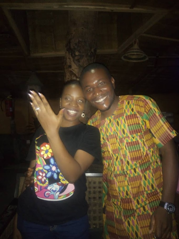 Popular Author and motivational speaker proposes to his girlfriend on 33rd birthday