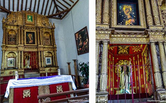 Villa de Leyva, Colômbia - Mosteiro de Ecce Homo