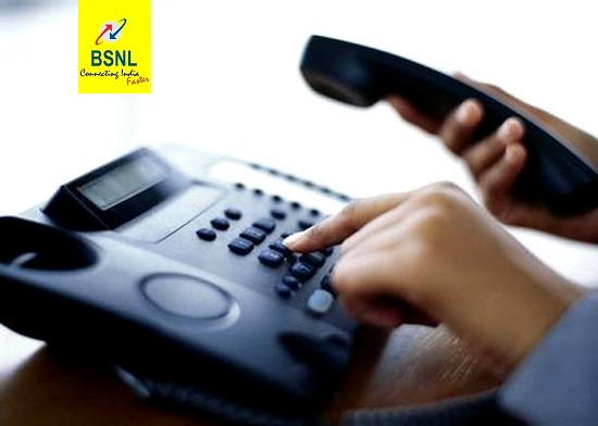 BSNL revised special Landline,  Broadband & Bharat Fiber (FTTH) plans provided to Hon'ble MPs (Lok Sabha & Rajya Sabha)