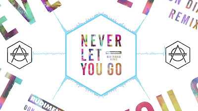 Rudimental - Never let you go ( Don Diablo #Remix )