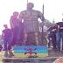 تنصيب  تمثال للملك الامازيغي  ماسينيسا قريبا في الجزائر
