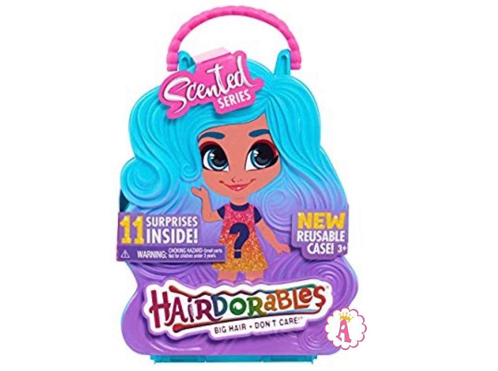 Hairdorables Scented Series 4 ароматные куклы Хэрдораблс