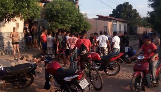 Homem morre após ser alvejado com três tiros na cidade de Esperantina