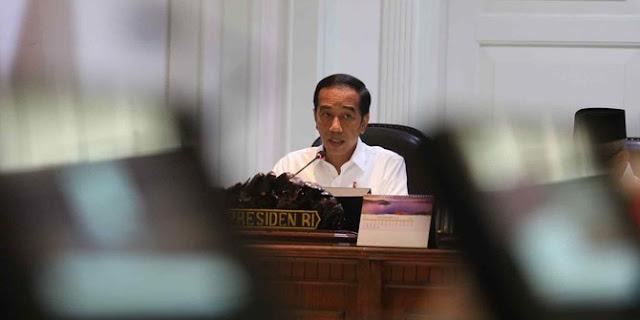 Jokowi: Saya Ngomong Apa Adanya, Jangan Sampai Aparat Hukum Kita Dibajak Mafia